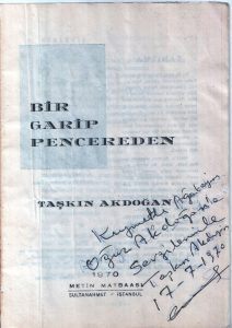Bir Garip Pencereden - Taşkın Akdoğan (2)