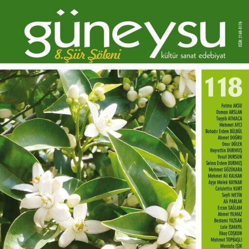 Güneysu Dergisi Sayı 118