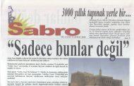 Sabro Gazetesi Sayı 72 Şubat 2018