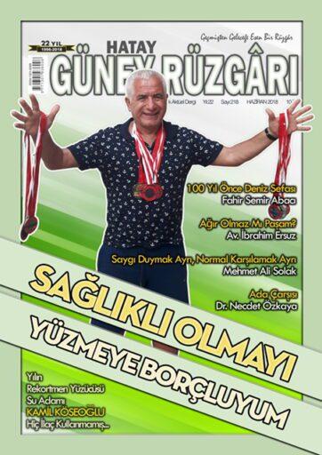 Güney Rüzgarı Dergisi, Haziran 2018