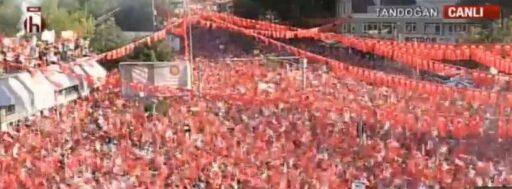 Muharrem İnce Büyük Ankara Mitingi, 22 Haziran 2018