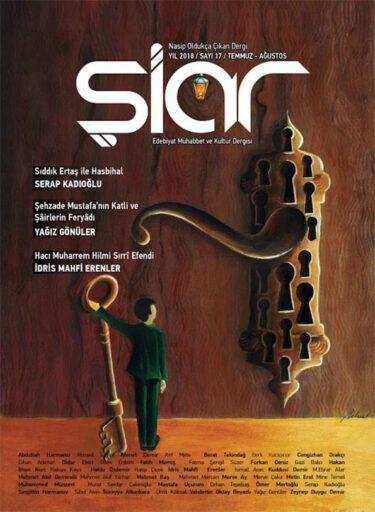 Şiar Dergisi, Sayı 17, Temmuz Ağustos 2018