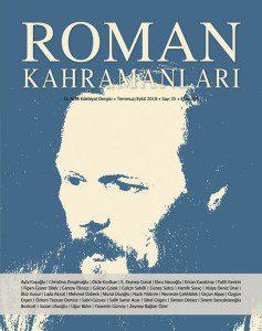 Roman Kahramanları Dergisi, Sayı 35, Temmuz Ağustos Eylül 2018