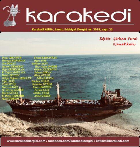 Karakedi Dergisi, Sayı 23