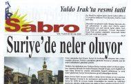 Sabro Gazetesi, Sayı 83, Ocak 2019