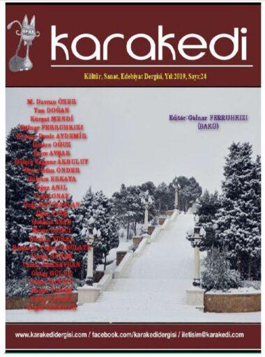 Karakedi Dergisi, Sayı 24