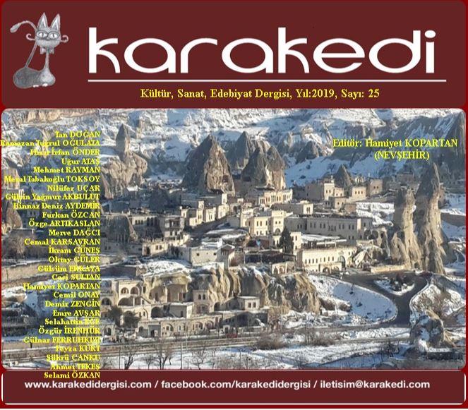 Karakedi Dergisi, Sayı 25