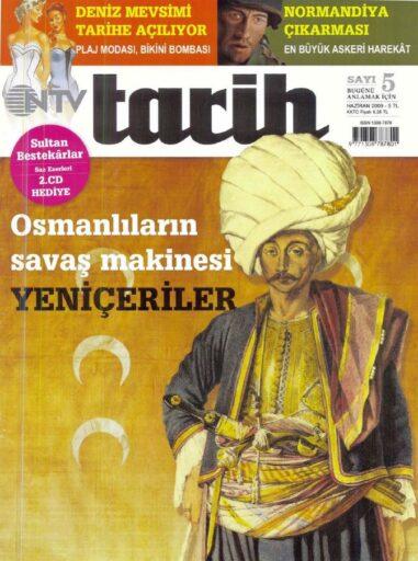 NTV Tarih Dergisi, Haziran 2009