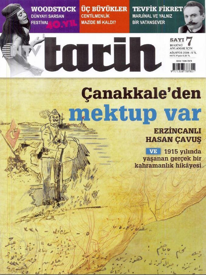 NTV Tarih Dergisi, Sayı 7
