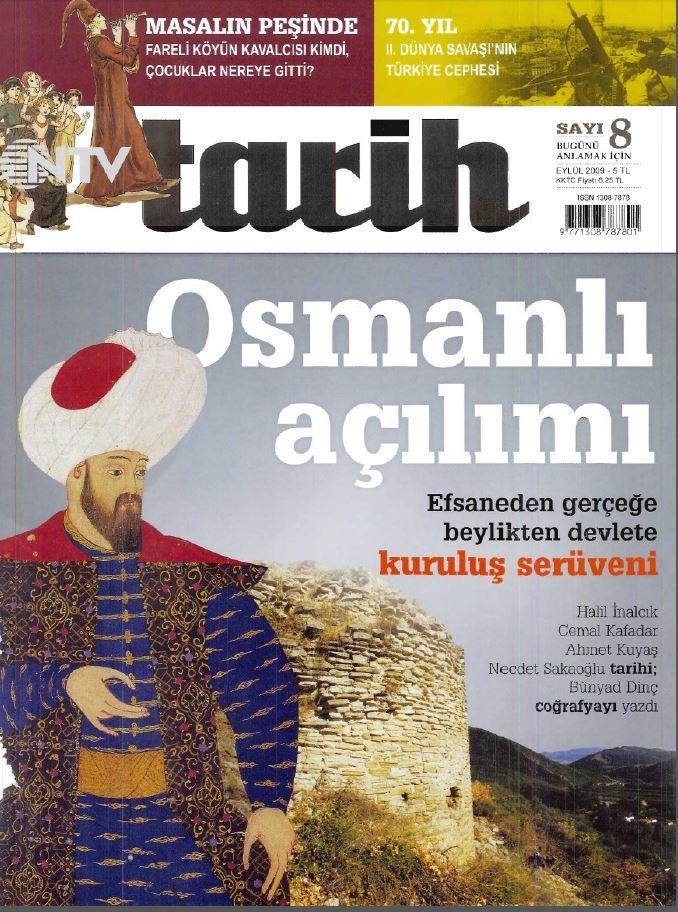 NTV Tarih Dergisi, Sayı 8
