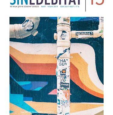 Sin Edebiyat Dergisi, Sayı 15