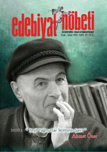 Edebiyat Nöbeti dergisi, Sayı 20