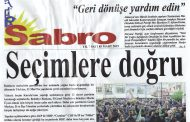 Sabro Gazetesi, Sayı 85