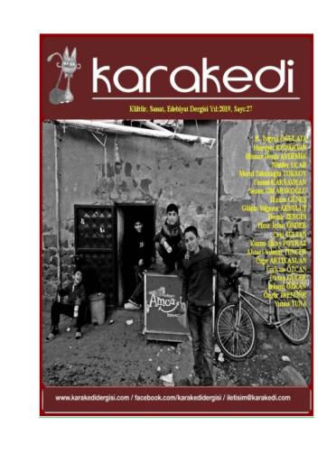 Karakedi Dergisi, Sayı 27