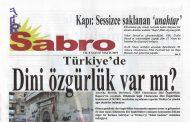 Sabro Gazetesi, Sayı 87