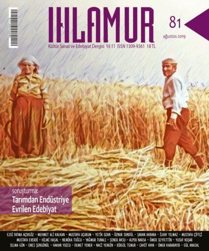 Ihlamur Dergisi, Sayı 81