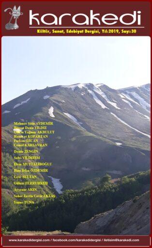 Karakedi Dergisi, Sayı 30