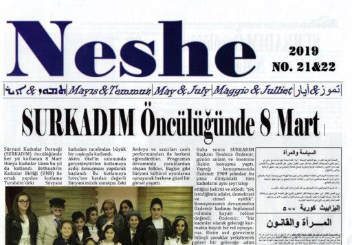 Neshe Bülteni, Sayı 21-22