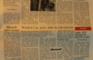 Computer World Monitör Gazetesi, 23 Mart 1992, Sayı 122