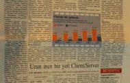 Computer World Monitör Gazetesi, 25 mayıs 1992, sayı 130