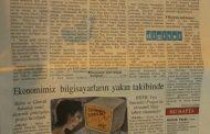 Computer World Monitör Gazetesi, 22 Haziran 1992, sayı 133