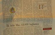 Computer World Monitör Gazetesi, 29 Haziran 1992, Sayı 134
