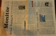 Computer World Monitör Gazetesi, Sayı 143, 31 Ağustos 1992