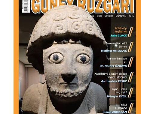 Güney Rüzgarı Dergisi, Sayı 234