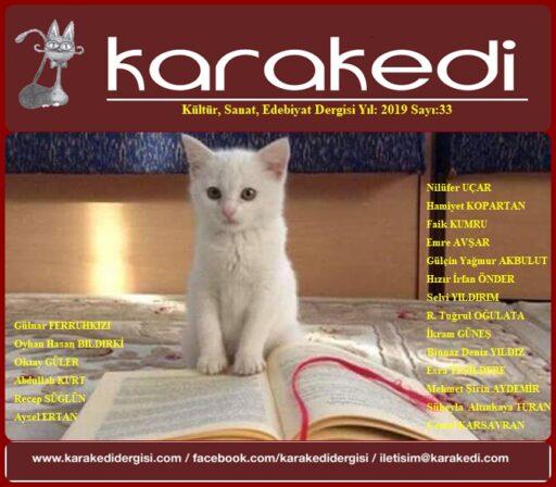 Karakedi Dergisi, Sayı 33