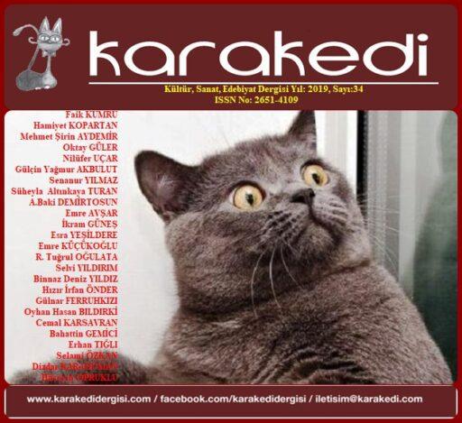 Karakedi Dergisi,  Sayı 34