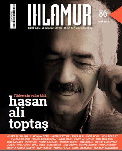 Ihlamur Dergisi, Sayı 86