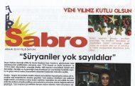 Sabro Gazetesi, Sayı 94