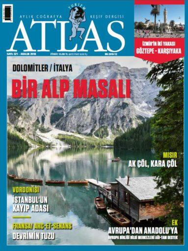Atlas Dergisi, Aralık 2019