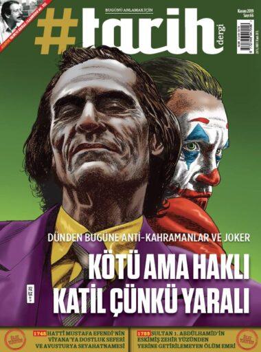 Tarih Dergisi, Kasım 2019
