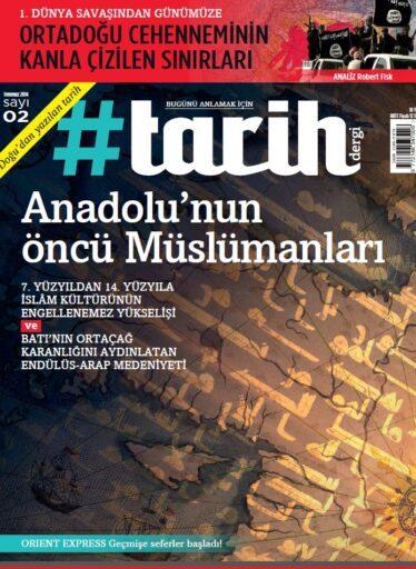 #tarih dergi, sayı 2