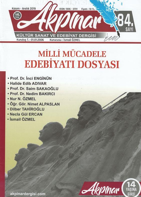 Akpınar Dergisi, Sayı 84