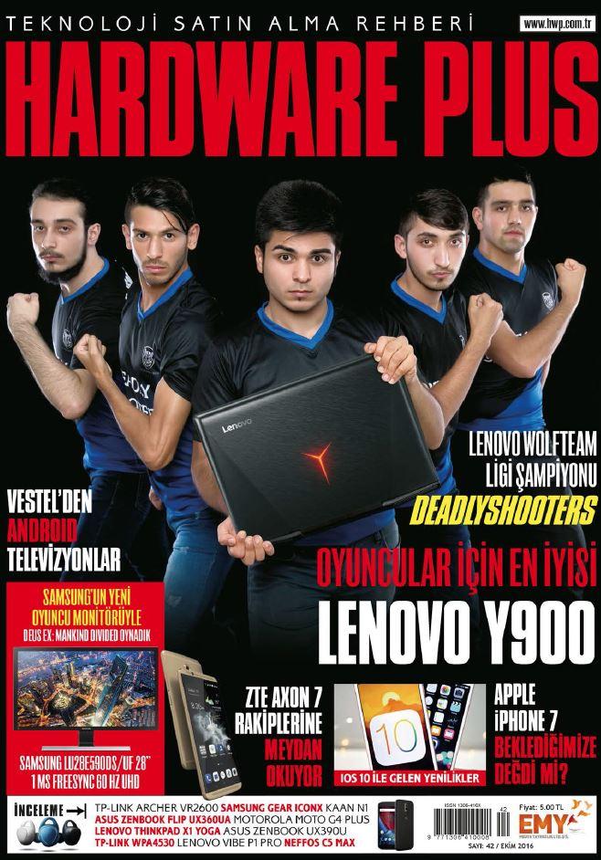 Hardware Plus, Ekim 2016