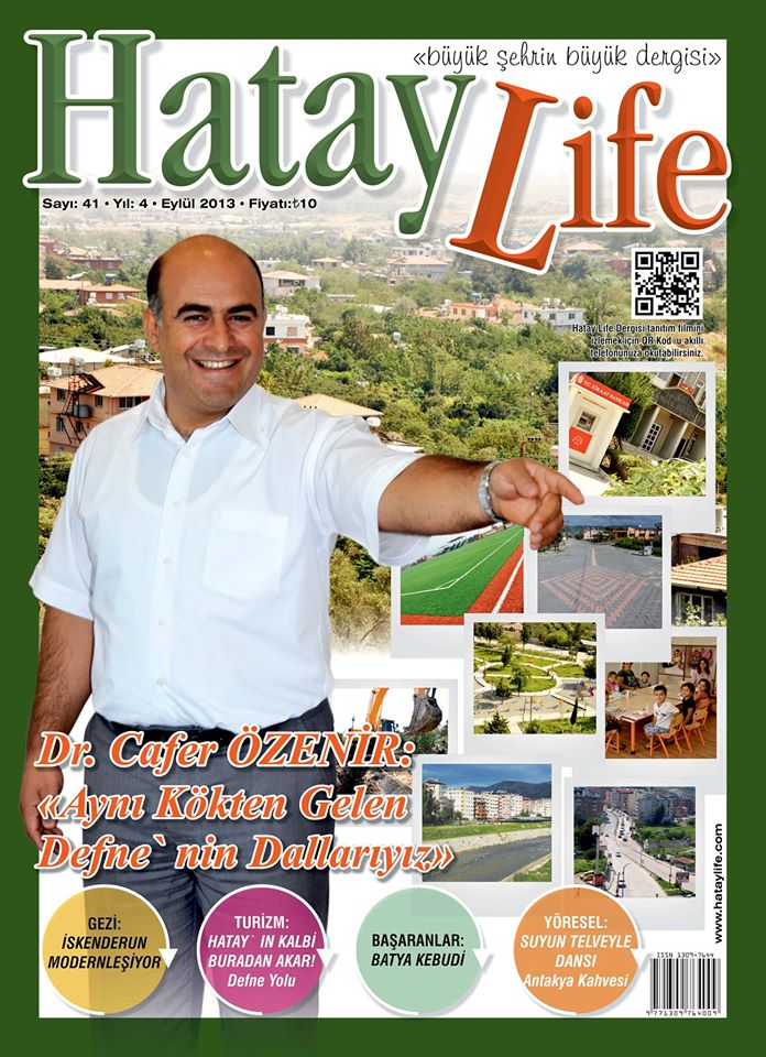 Hatay Life Dergisi, Sayı 41