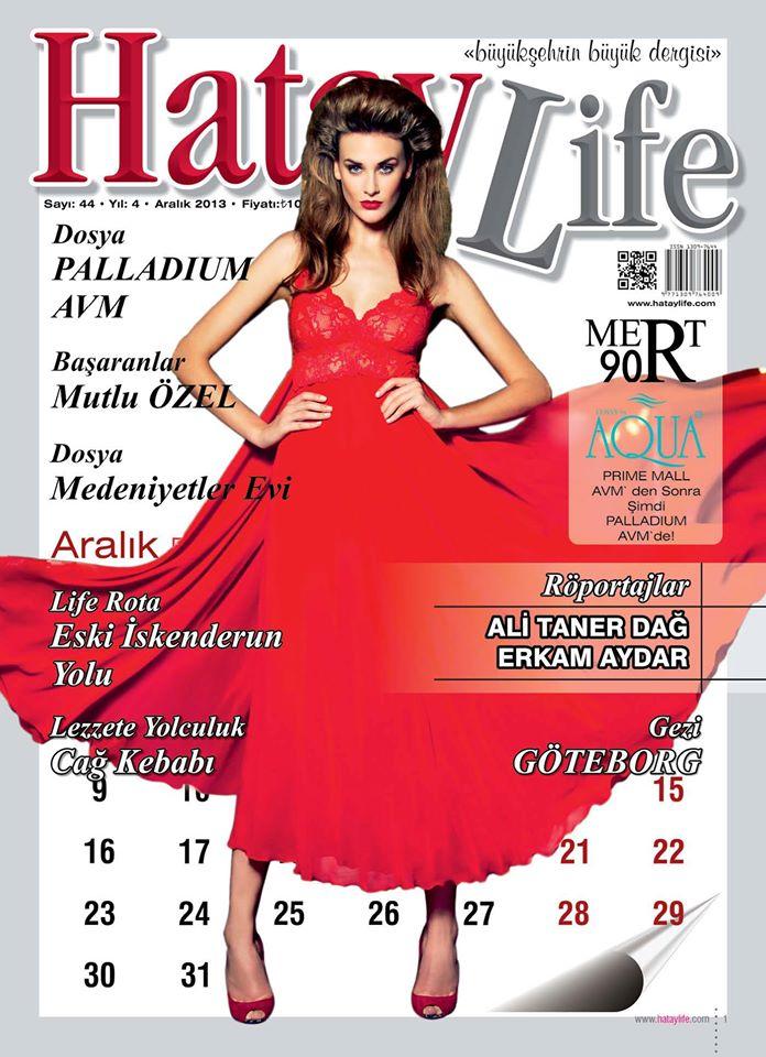 Hatay Life Dergisi, Sayı 44, Aralık 2013
