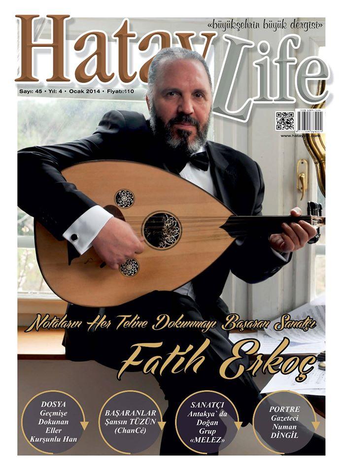 Hatay Life Dergisi, Sayı 45, Ocak 2014