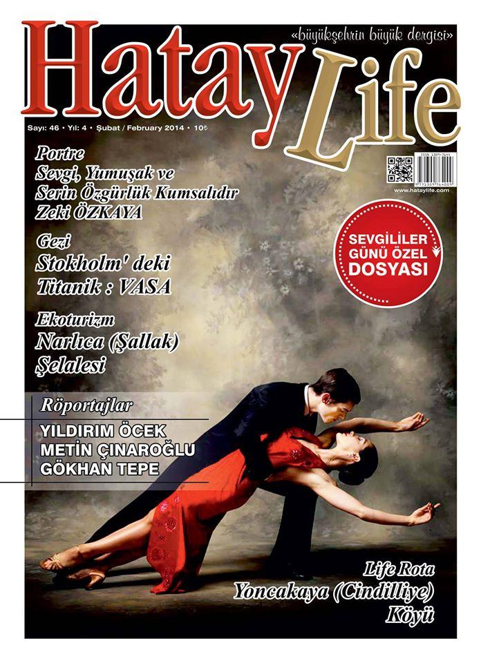 Hatay Life Dergisi, Sayı 46