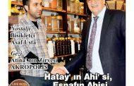 Hatay Life Dergisi, Sayı 48, Nisan 2014
