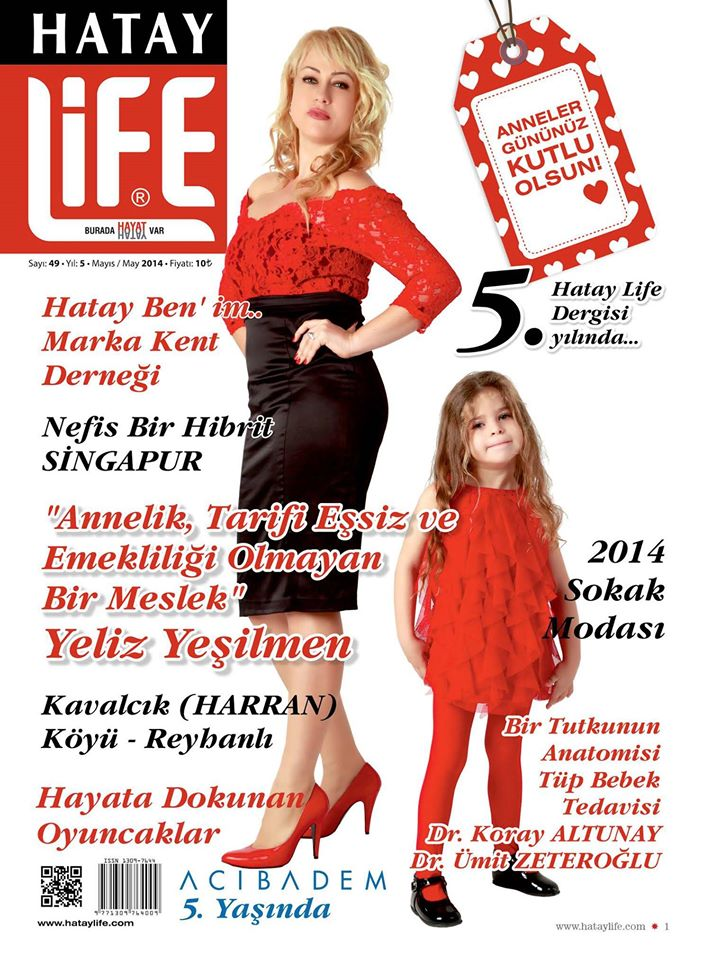 Hatay Life Dergisi, Sayı 49, Mayıs 2014