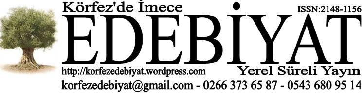 Körfezde Edebiyat Dergisi, Sayı - 5