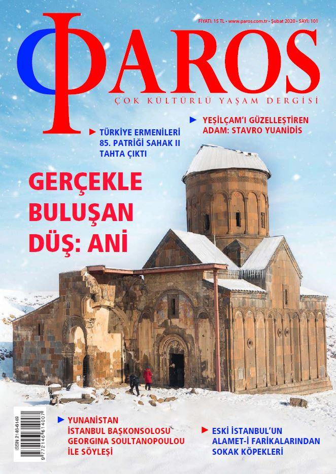 Paros Dergisi, Sayı 101