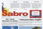 Sabro Gazetesi, Sayı 96
