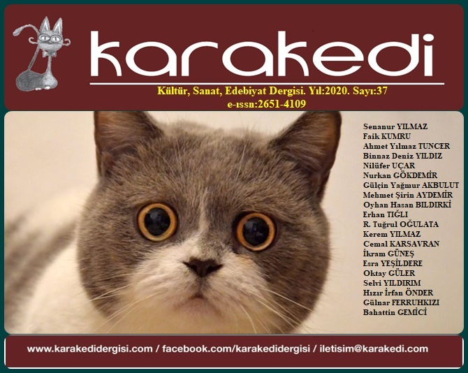 Karakedi Dergisi, Sayı 37