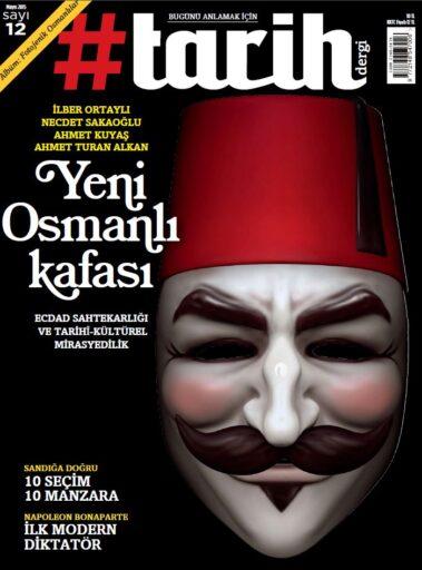 #tarih dergi, sayı 12