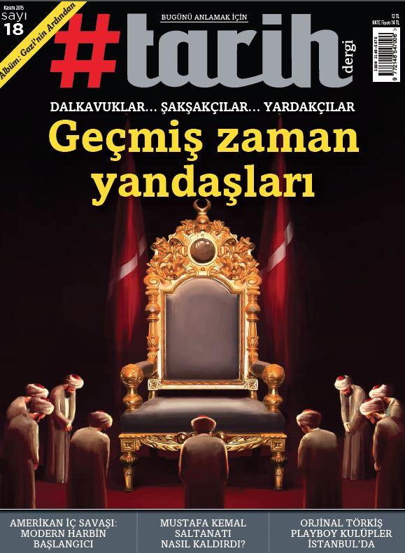 #tarih dergi, sayı 18