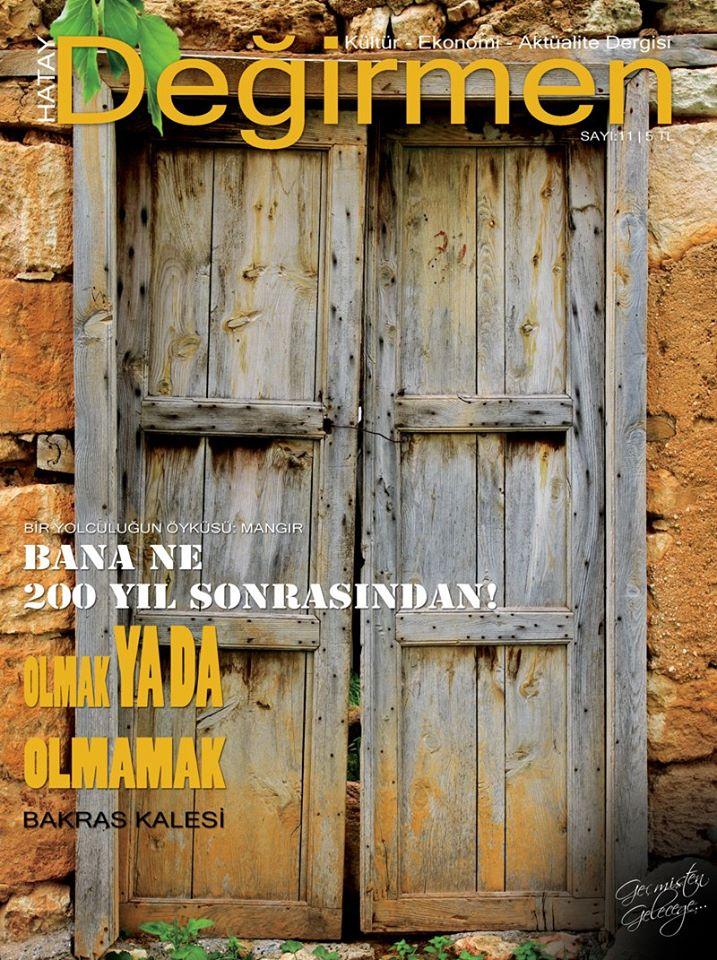 Hatay Değirmen Dergisi, Sayı 11